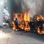 Munger गोलीकांड के विरोध में प्रदर्शन, एसपी लिपि सिंह को हटाया गया